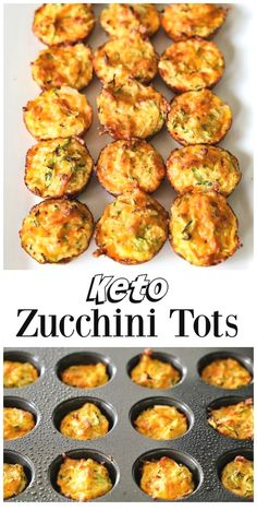 keto Zucchini Tots make a great low-carb snack or side dish. They a These simple keto Zucchini Tots make a great low-carb snack or side dish. -These simple keto Zucchini Tots make a great low-carb snack or side dish. Healthy Diet Recipes, Keto Snacks, Low Carb Recipes, Healthy Snacks, Salad Recipes, Vegan Recipes, Low Carb Vegetarian Recipes, Easy Recipes, Healthy Protein