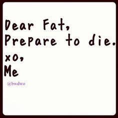 Declare war on fat. Having a shift in your lifestyle means including fun and interesting ways to get more exercise, and more whole grains and major food groups as well as excluding the things that will sabotage your fit goals. Make the small changes necessary to create a positive lifelong habit that will in time become like second nature. It's a journey-one day at a time. #blackwomendoworkout #focus #gym #motivation #healthy #lifestyle #happy #sabrinanicfit #youcan {#africandesign…
