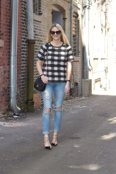 Check Mate | Style in a Small Town