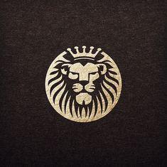 Lion Logo Design Concept ☆★☆ We offer professional, unique and creative logo designs. For more details PM us.