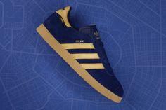 Size? x adidas Originals Gazelle GTX 'Milan' - EU Kicks: Sneaker Magazine