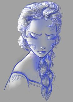 """Elsa stop the winter ,Please. Elsa from frozen Deco Disney, Disney Fan Art, Disney Love, Disney Magic, Frozen Art, Elsa Frozen, Disney Frozen, Deviant Art, Disney And Dreamworks"
