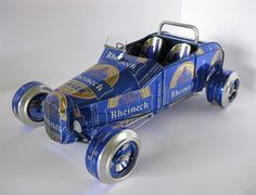 Intricate Can Cars 2