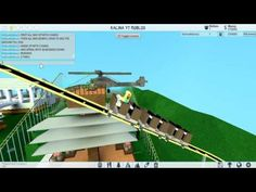 how to build an exit in theme park tycoon roblox