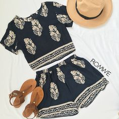 Really cute two pieces!