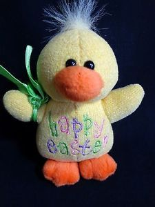 This cute yellow duck is ready to celebrate with you....!