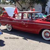 59 Studebaker Silver Hawk. Toni Weidman, Florida Luxury. http://weidmanteam.com/classic-cars-skeleton-shops-wiregrass/