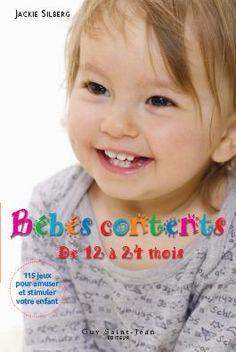 Bébés contents de 12 à 24 mois - Jackie Silberg