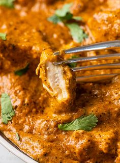 Juicy and tender Butter Chicken in a silky smooth and rich sauce. Authentic Indian Butter Chicken Recipe, Indian Chicken Recipes, Indian Food Recipes, Asian Recipes, Healthy Recipes, Butter Chicken Sauce, Lemon Butter Chicken, Mustard Chicken, Chicken Spices