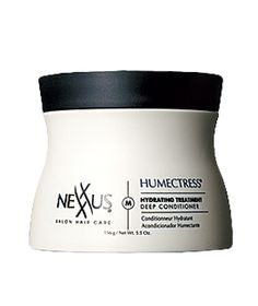 Best deep hair conditioner according to Real Simple: Nexxus Humectress Hydrating Treatment