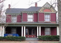 Kentucky Victorian Reborn by Historic House Colors