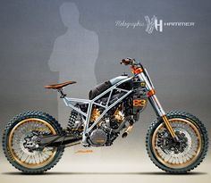 Derestricted KTM 1190 Adeventure by Holographic Hammer Moto Bike, Motorcycle Bike, Motorcycle Design, Bike Design, Holographic Hammer, Motos Ktm, Moto Quad, Moto Fest, Adventure Car