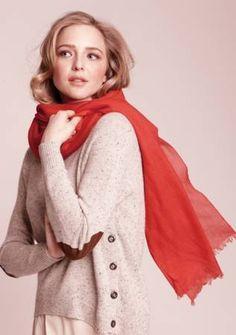 ¼ Zip Thermal Mock Pullover