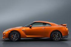 Nissan: la nuova GT-R sarà ibrida? Nissan Gt R, Auto Poster, Car Posters, Car Side View, F12 Berlinetta, Gtr R35, Car Racer, Automotive Group, Exterior
