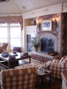 Traditional Living Room Fireplace Mantel Design, Pictures, Remodel, Decor and Ideas - page 381