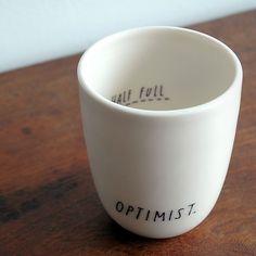 Optimist Tumbler