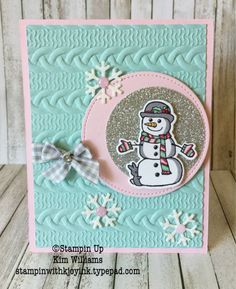 Stampin Up Seasonal