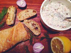 Skagen shrimp salad || www.piisakeveel.ee