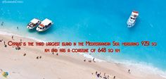 Did you know? #summer #cyprus #holidays
