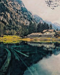 Naturpark Blausee, Switzerland | Photo Credit: @gioja