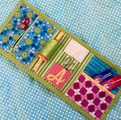 I made this adorable pouch in a few hours one night two weeks ago. Literally, it came together super fast, the instructions are nice and clear, and hey, it turned out adorable, so that's a pl…