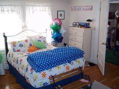 Danford-L's room.