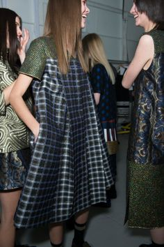 SUNO Fall 2014 Backstage