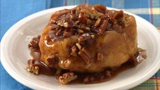 Make grand magic in the microwave for those who love sticky buns and just have to have them NOW!