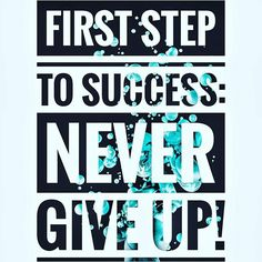#motivated #motivation #success #succeed # goals #followforfollow #follow4follow #socialempireweb #followback #followme Steps To Success, Motivation Success, First Step, Never Give Up, Empire, Goals, Instagram Posts