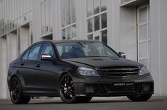 Brabus Bullit Black Arrow Mercedes C-Class