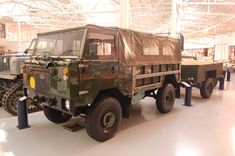 Land Rover 101 Forward Control | Built for the military in t… | Flickr