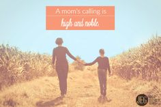 The Flower of Motherhood