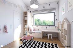 Pokój dziecka styl Skandynawski - zdjęcie od MOJO pracownia projektowa - Pokój dziecka - Styl Skandynawski - MOJO pracownia projektowa