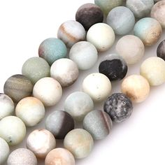 Charitable Natural Matte Multi-colored Cherry Quartz 6mm Frosted Gems Stones Round Ball Loose Spacer Beads 15 5 Strands/ Pack Last Style Beads & Jewelry Making