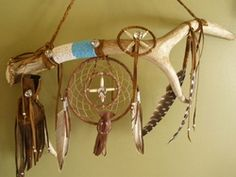 Native American Dream Catchers & Wall Art -- from Mission Del Rey