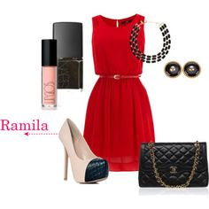 Ramila platform pump #shoes
