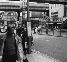 The mystery of the Brixton Footbridge, Brixton Road, London SW9