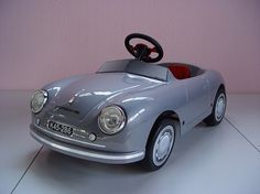 1948 Porsche 356 Coupe Pedal Car