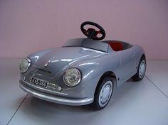 Porsche 356 Pedal Car