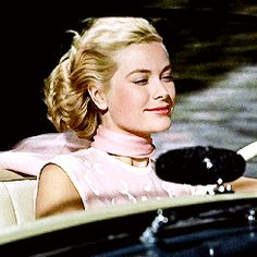 Grace Kelly in To Catch a Thief (1955)..