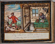 Travelling Through History - Painting in the Album amicorum of Lambert van Twenhuysen