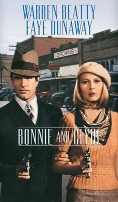Bonnie and Clyde 1967 poster (Thx Wendalina Go)