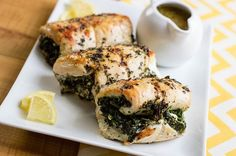 Recipe: Feta-Stuffed Chicken