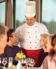 Journey with the world's river cruise line. Owned & operated fleet, with the best docking locations in Europe. River Cruise Lines, Vikings, Chef Jackets, Viking River, Cruises, Career, Board, The Vikings, Carrera