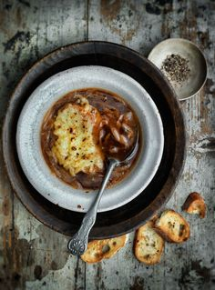 Raymond Blanc's French Onion Soup Recipe