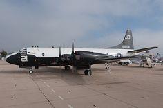 Lockheed P-3C Orion in retro colors