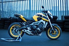 Test Rode the New Yamaha FZ-09... - Ducati Monster Forums: Ducati Monster Motorcycle Forum New Yamaha Fz, Yamaha Motorcycles, Custom Motorcycles, Cars And Motorcycles, Monster Motorcycle, Ducati Monster, Super Bikes, Cool Bikes, Bike Stuff