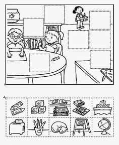 Z internetu - Sisa Stipa - Picasa Web Albums English Primary School, Teaching English, Colegio Ideas, Visual Perception Activities, Sudoku, English Lessons For Kids, Hidden Pictures, Thinking Skills, Kindergarten Worksheets