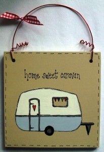 home sweet caravan