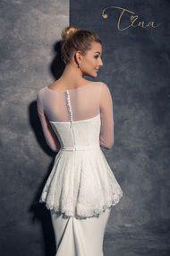 wedding dress Gracia Каталог, страница товара — Tina Valerdi